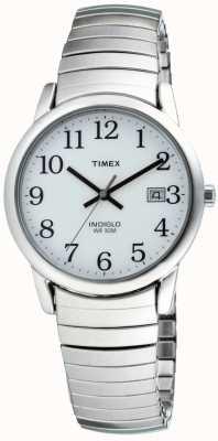 Timex メンズヘリテージイージーリーダーエキスパンドブレスレット T2H451