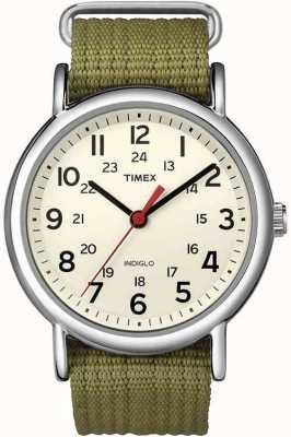 Timex メンズクォーツアナログ T2N651