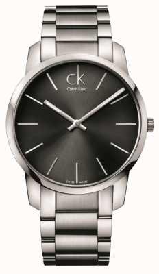 Calvin Klein ゲントの街時計 K2G21161