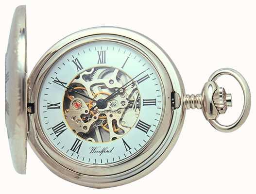 Woodford 機械式懐中時計 1020