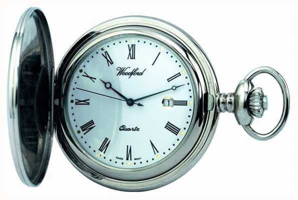 Woodford ウッドフォードの紳士懐中時計 1206