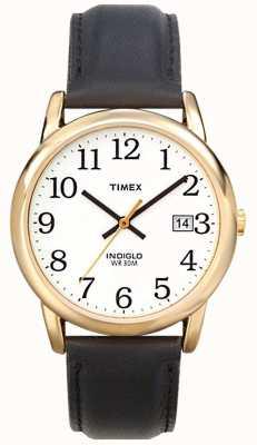 Timex メンズホワイトブラックレディーウォッチ T2H291