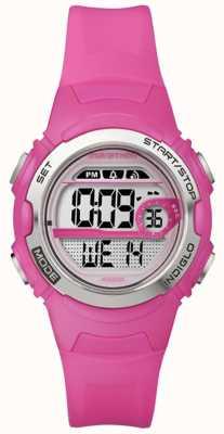 Timex Indiglo marathonデジタルミッドサイズアラーム T5K771