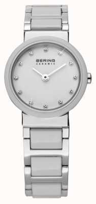 Bering デュアルトーンセラミック時計 10725-754