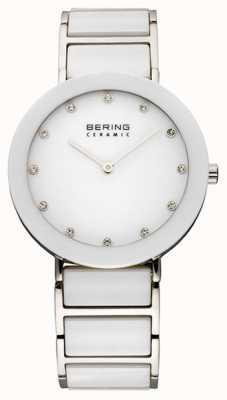 Bering セラミック&金属ブレスレットウォッチ 11435-754