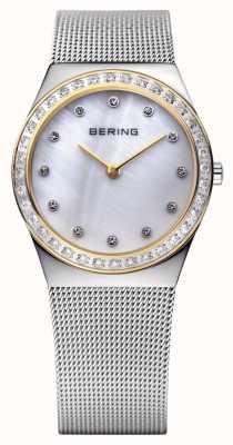 Bering ストーンは超スリムな時計を預けた 12430-010