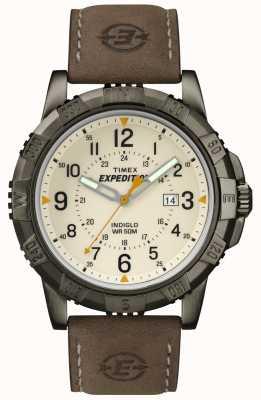 Timex Indiglo遠征険しいフィールド T49990