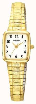 Lorus レディースクラシックゴールドメッキウォッチ RPH56AX9