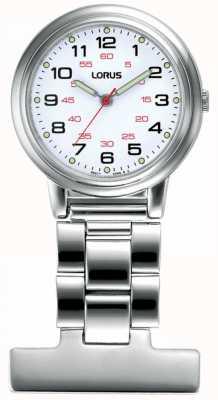 Lorus ユニセックスの看護師の腕時計 RG251CX9