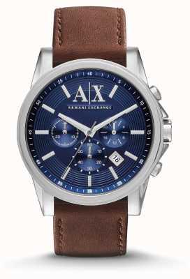 Armani Exchange アウターバンクスクロノグラフウォッチ AX2501