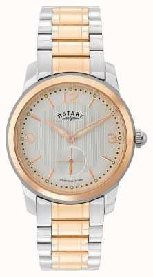 Rotary |ケンブリッジメンズ2トーン時計| GB02701/01