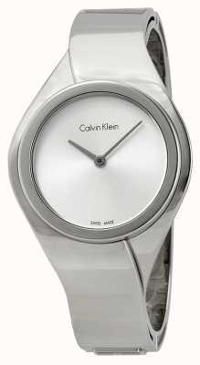 Calvin Klein 女性の感覚、ステンレス製の腕時計 K5N2M126