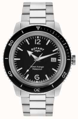 Rotary オーシャンアヴェンジャーステンレスメンズ GB02694/04