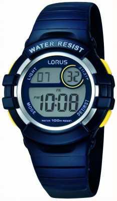 Lorus デジタル腕時計 R2381HX9