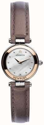 Michel Herbelin Womens newport yacht club mini 17455/TR19BR