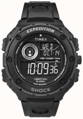 Timex 遠征隊のバイブショックウォッチ T49983