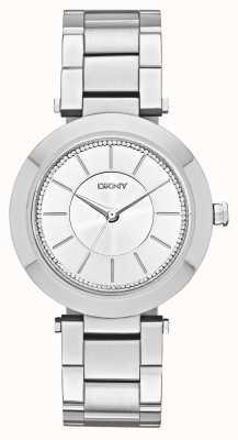 DKNY レディーススタンホープ2.0ステンレス NY2285