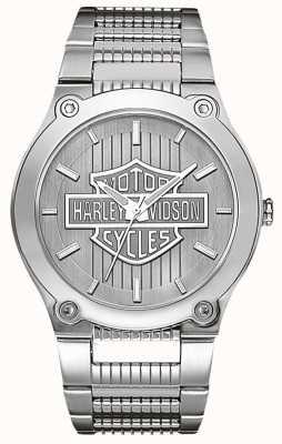 Harley Davidson 発光のあるステンレススチール 76A134