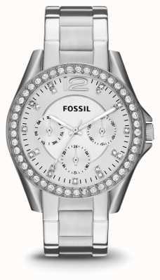 Fossil レディース・リリー・ステンレススチール ES3202
