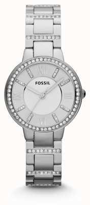 Fossil レディース・バージニア・ステンレス ES3282