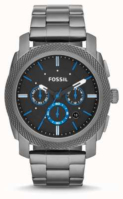 Fossil メンズマシンガングレー FS4931