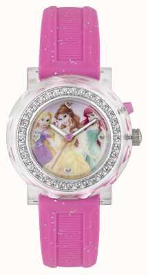 Disney Princess スリープリンセスピンクライトアップウォッチ PN1067