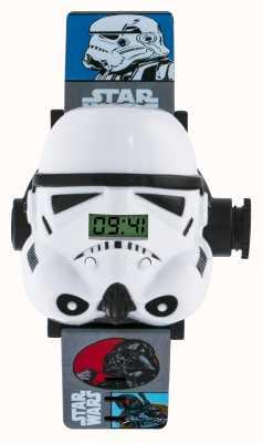 Star Wars ストームトルーパー腕時計キャラクタープロジェクター STM3429