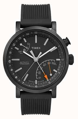 Timex Indiglo metropolitan + bluetoothアクティビティトラッカー TWG012600