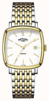 Rotary メンズ時計ウィンザー GB05306/01