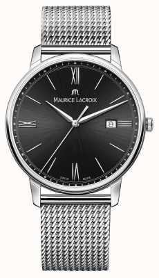 Maurice Lacroix ステンレス鋼のmilanais saphireクリスタル EL1118-SS002-310-1