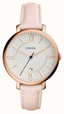 Fossil レディースジャケンブラッシュレザーストラップ ES3988
