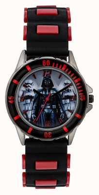 Star Wars 子供スターウォーズダースベイダーブラックストラップ STW3434