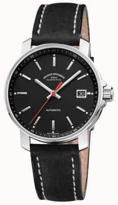 Muhle Glashutte 29er自動巻き時計|ブラックレザーストラップ M1-25-23-LB
