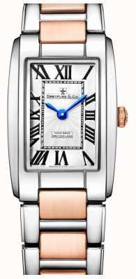 Dreyfuss エレガンス2トーンゴールド腕時計 DLB00147/01