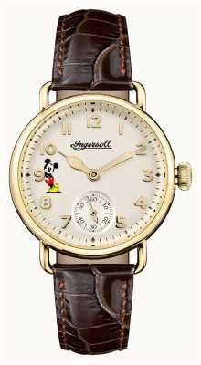Disney By Ingersoll レディースユニオンはトレントンディズニー限定版ブラウン ID00102