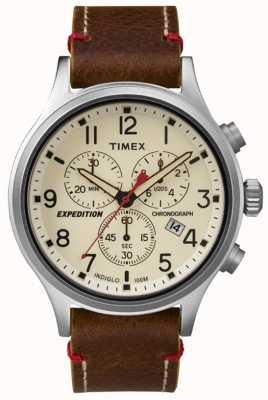 Timex メンズスカウトクロノグラフダイアル TW4B04300