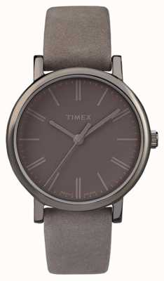 Timex ユニセックスオリジナルトーングレー TW2P96400