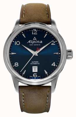 Alpina メンズアルパイナーオートブルー AL-525N4E6
