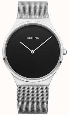 Bering メンズクラシックミラノメッシュブラックフェイス 12138-002