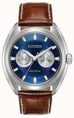 Citizen メンズエコドライブブルーダイヤルパラデックス BU4010-05L