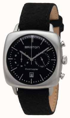 Briston メンズclubmasterヴィンテージスチールブラック 16140.S.V.1.LFB