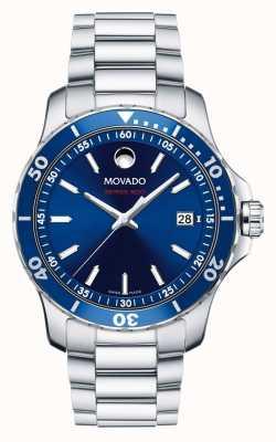 Movado スポーツアルミニウムスポーツスポーツシリーズメンズ腕時計800 2600137