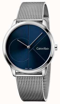 Calvin Klein メンズ最小ステンレススティールストラップ K3M2112N