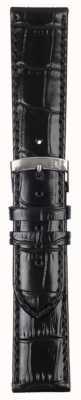 Morellato ストラップのみ - サンバアリゲーターカーフブラック18mm A01X2704656019CR18