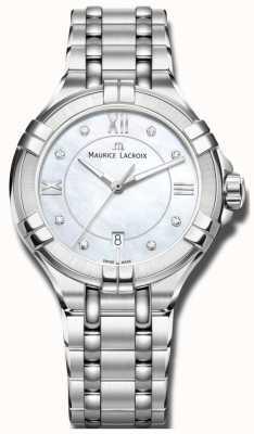 Maurice Lacroix 女子水晶クォーツ AI1004-SS002-170-1