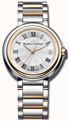 Maurice Lacroix Fiaba 36mm 2トーンステンレスレディース FA1007-PVP13-110-1