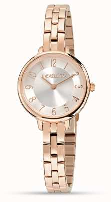 Morellato レディースpetra small rose gold watch R0153140510