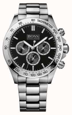 Hugo Boss イコンクロノグラフステンレス 1512965