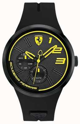 Scuderia Ferrari Fxxイエローとブラックダイヤル 0830471