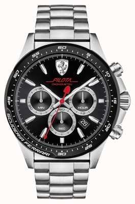 Scuderia Ferrari パイロットステンレス 0830393
